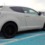 MiTo QV 冬用タイヤ装着 ASSOパルティーレ 17インチ