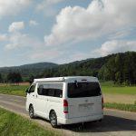 北海道キャンパー旅 札幌~旭川~朱鞠内湖