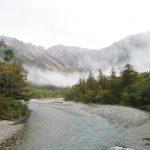 キャンパー旅・長野~愛知~富山 1日目・上高地トレッキング